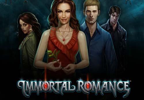 игровые автоматы Immortal Romance