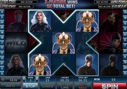Игровой автомат X-Men - играть бесплатно и без
