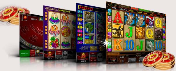 игровые автоматы онлайн в казино