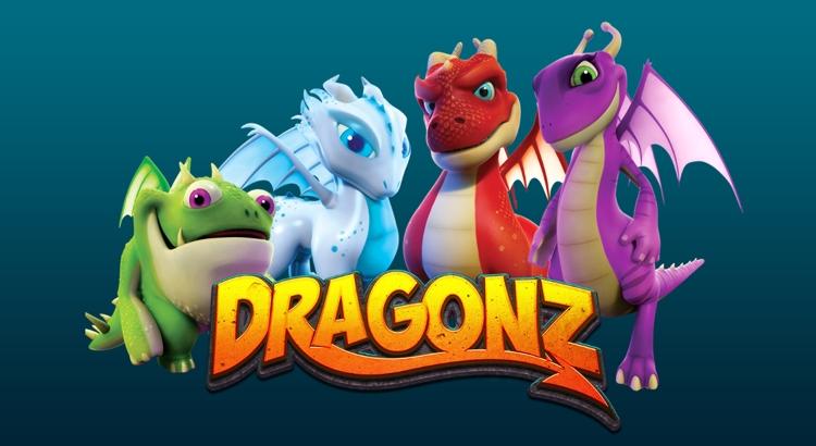 Игровой автомат Dragonz