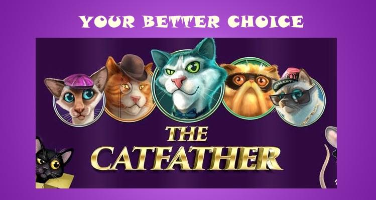 Игровой автомат The Catfather