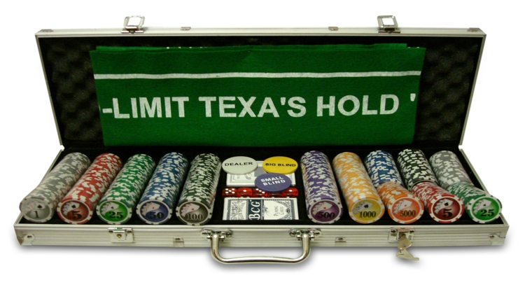 как выбрать набор для покера