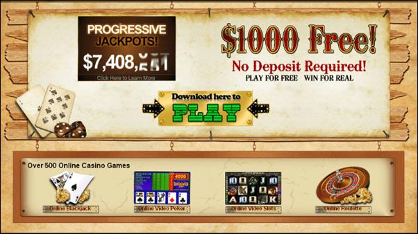 бездепозитный бонус в казино