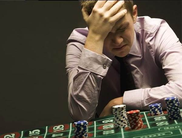 проигрыш в онлайн казино