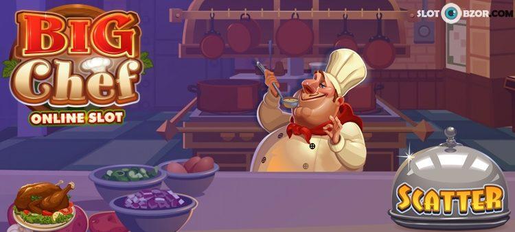 Игровой автомат Big Chef