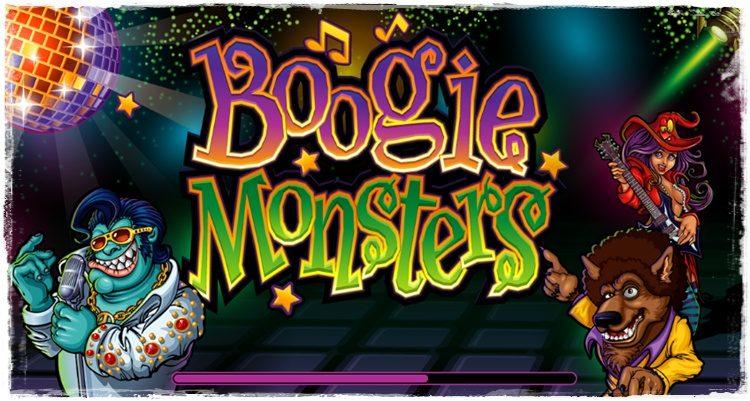 Игровой автомат Boogie Monsters