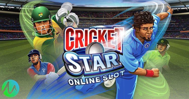 Игровой автомат Cricket Star