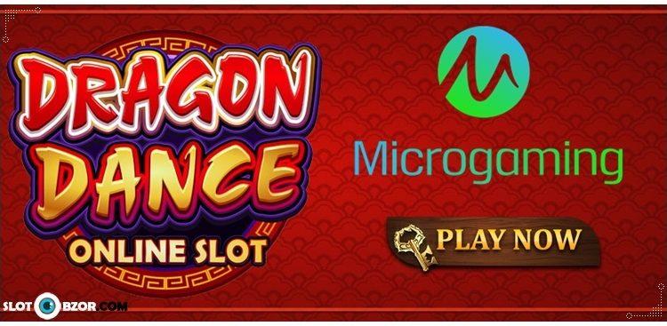 Игровой автомат Dragon Dance