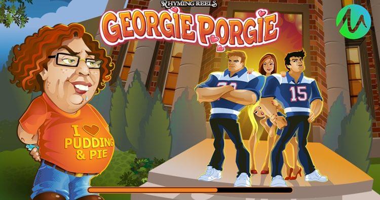 Игровой автомат Georgie Porgie