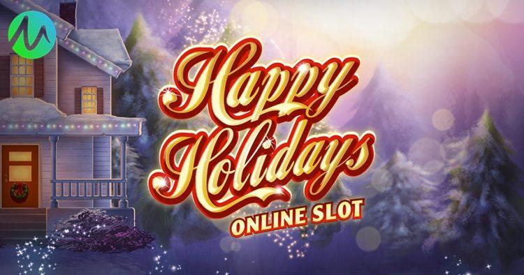 Игровой автомат Happy Holidays