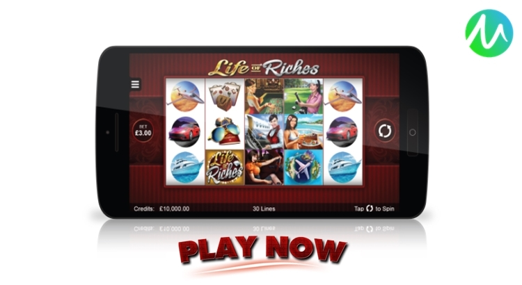Игровой автомат Life of Riches