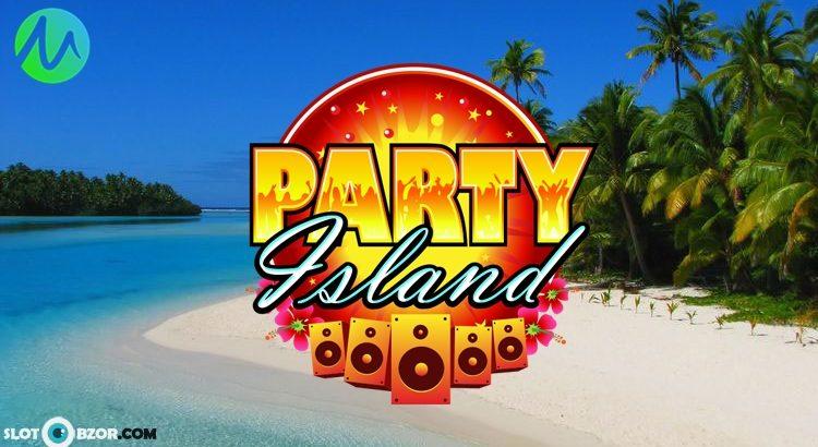 игровой автомат Party Island
