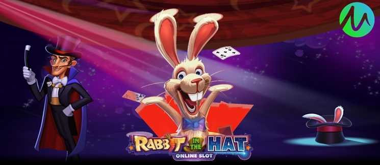 Игровой автомат Rabbit in the Hat