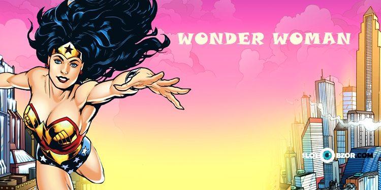 Игровой автомат Wonder Woman