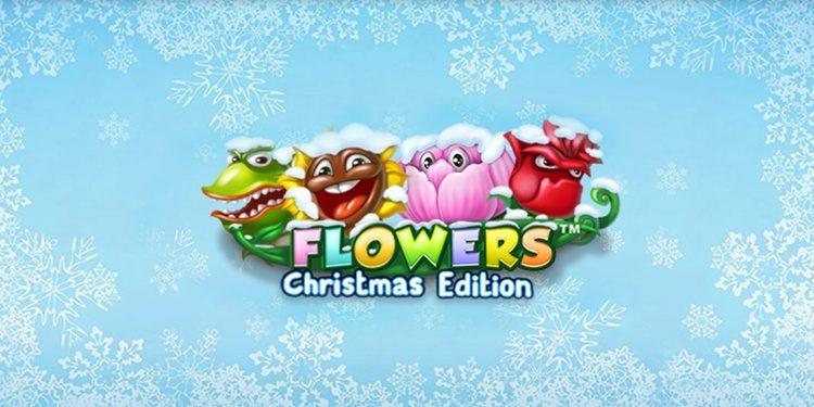 Игровой автомат Flowers Christmas Edition