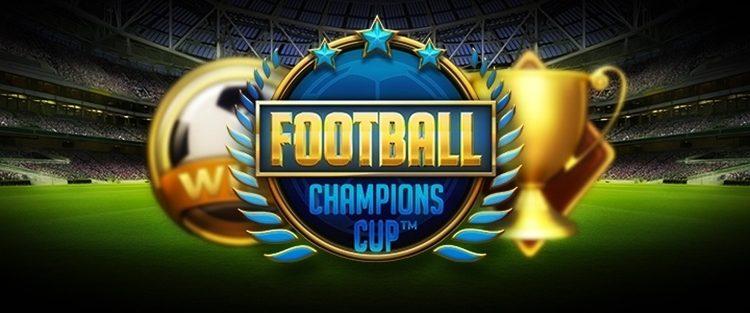 Игровой автомат Football Champions Cup