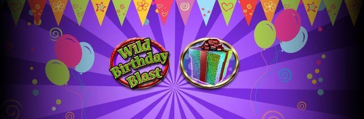 Игровой автомат Wild Birthday Blast