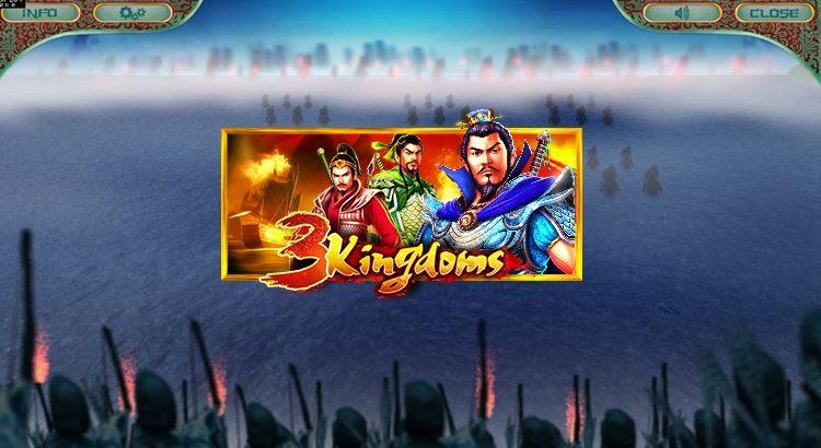 Игровой автомат 3 Kingdoms Battle of Red Cliffs