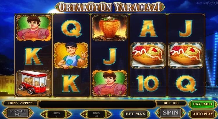гровой автомат Ortakoyun Yaramazi