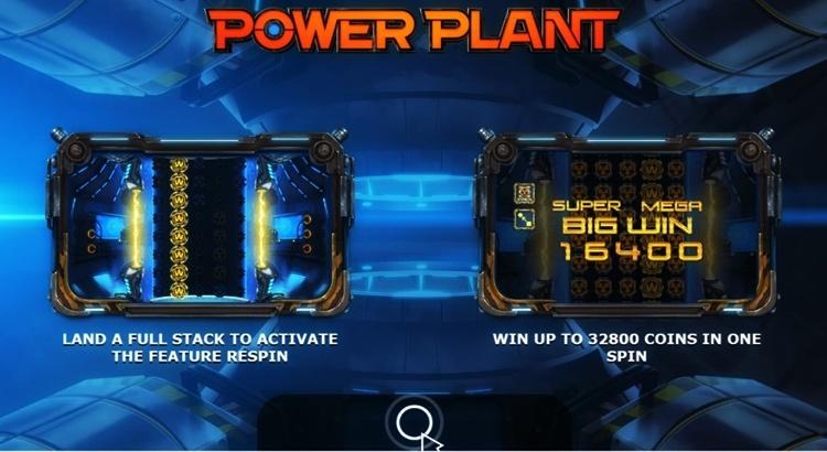 Игровой автомат Power Plant