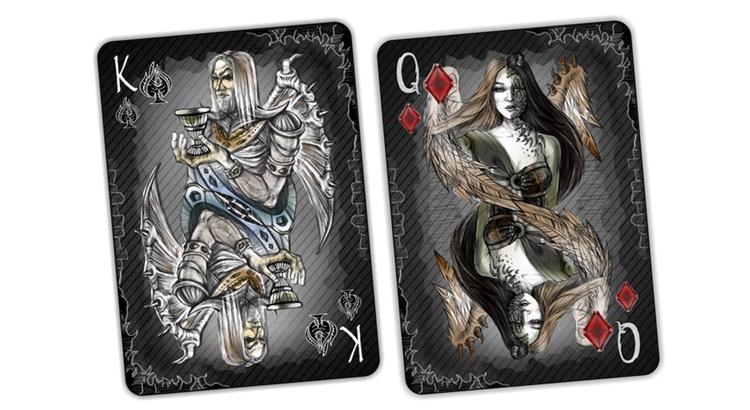 Как сделать игральные карты своими руками