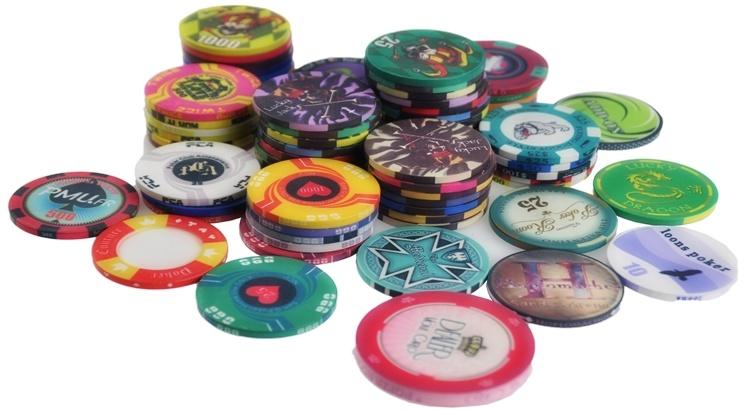 как сделать фишки для покера своими руками