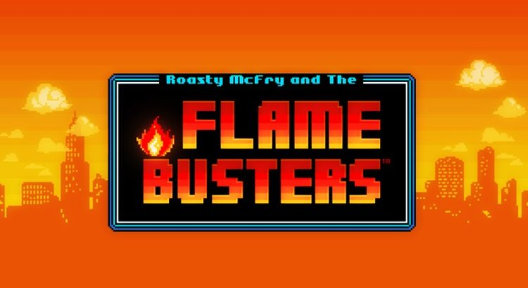 Игровой автомат Roasty McFry and The Flame Busters