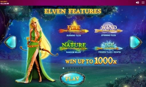 Игровой автомат Elven Magic