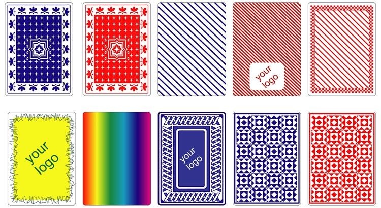 ак распечатать игральные карты