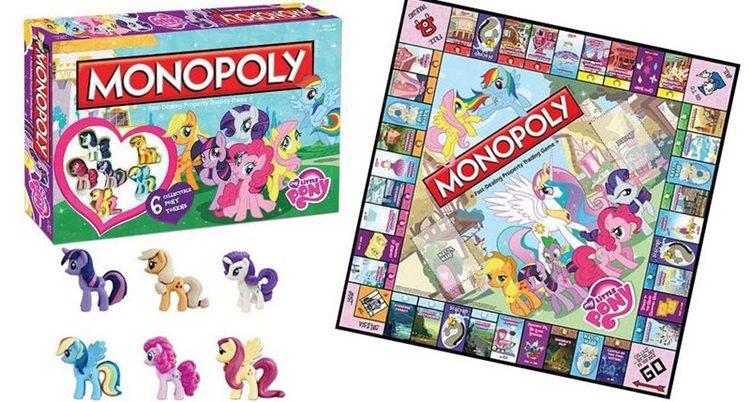 Монополия Моя Маленькая Пони