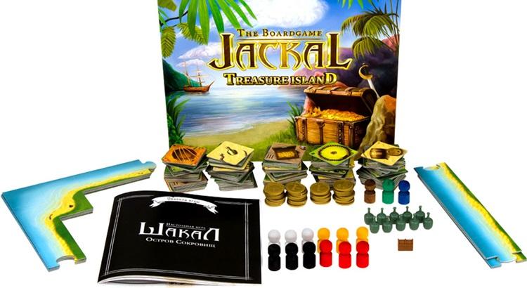 Игра Шакал остров сокровищ правила