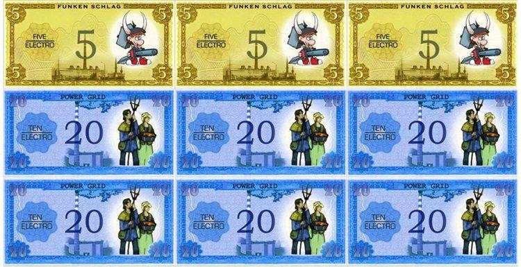 Распечатать деньги для игры в Магазин