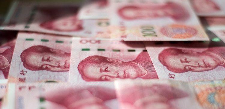 распечатать деньги китайский юань