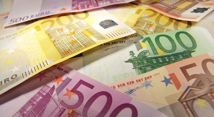 Деньги евро распечатать