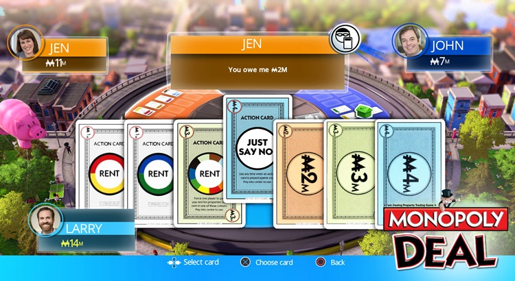 Монополия на реальные деньги