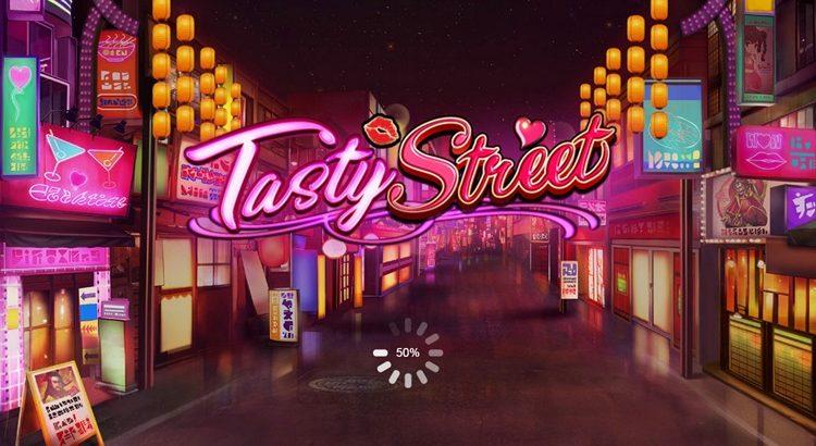 Игровой автомат Tasty Street