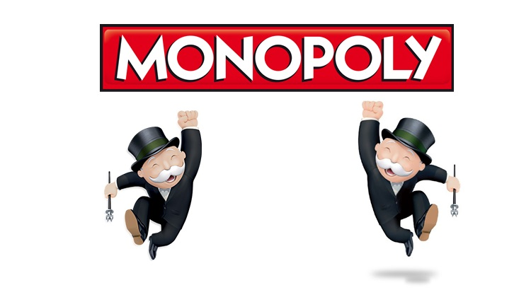 монополия карточки шанс распечатать