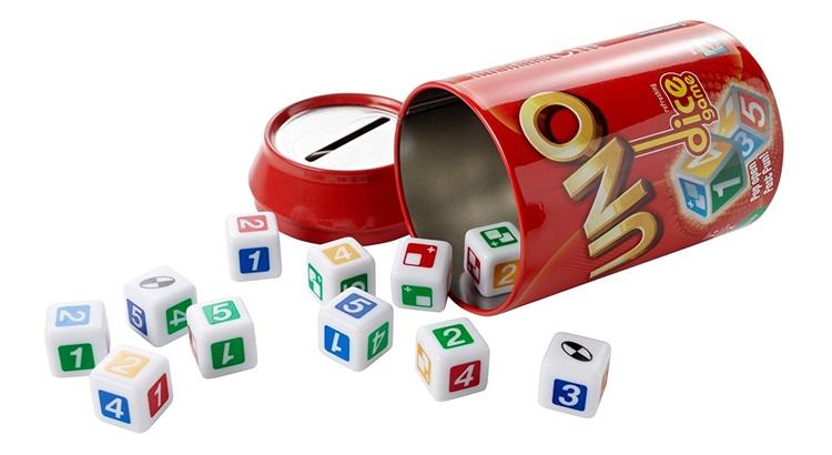 Как играть в Uno Dice