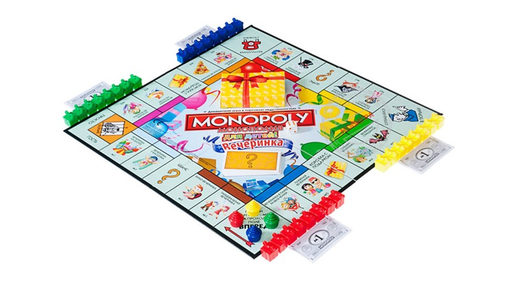 Как играть в детскую монополию