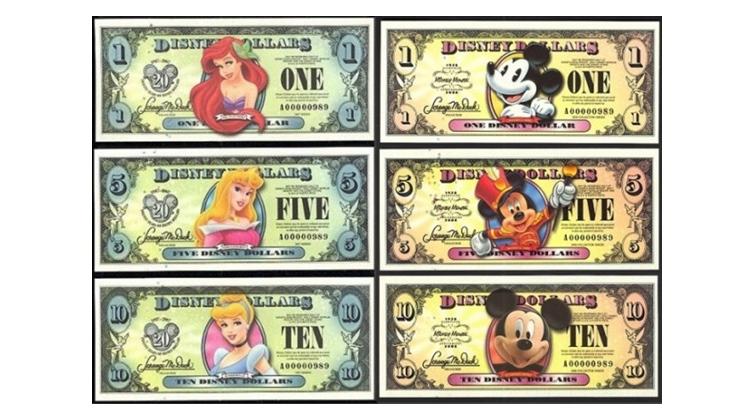 Игрушечные деньги распечатать для игры в Магазин