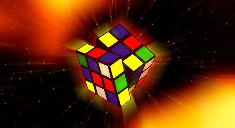 Кубик Рубика собрать