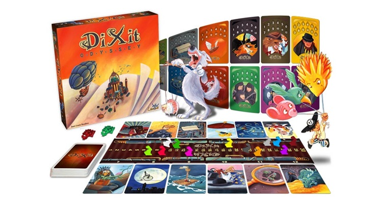 Настольная игра Dixit 2