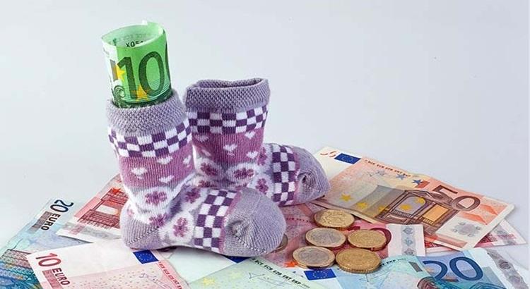 Распечатать детские деньги