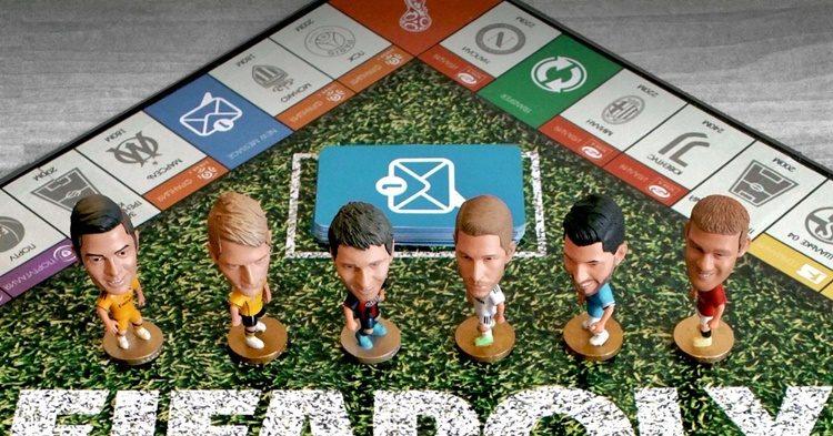 Футбольная монополия на русском