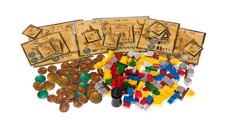 Настольная игра Замок на все времена