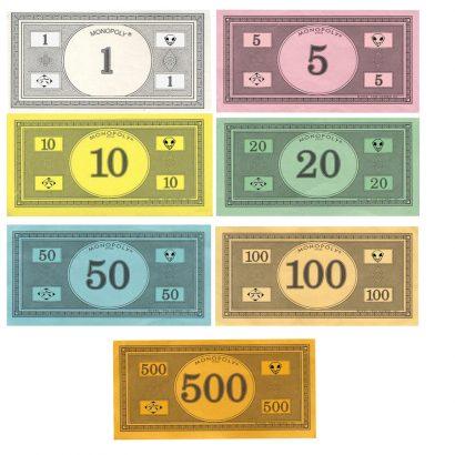 Деньги для монополии фото