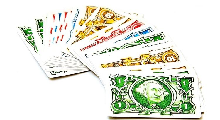 Настольная игра Быстрые деньги