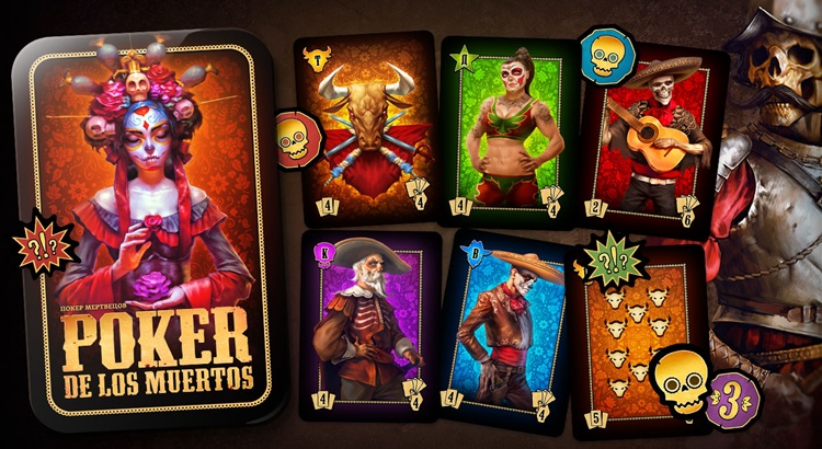 игра Покер Мертвецов