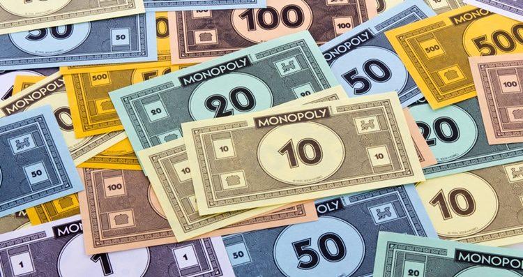 Игрушечные деньги распечатать на цветном принтере