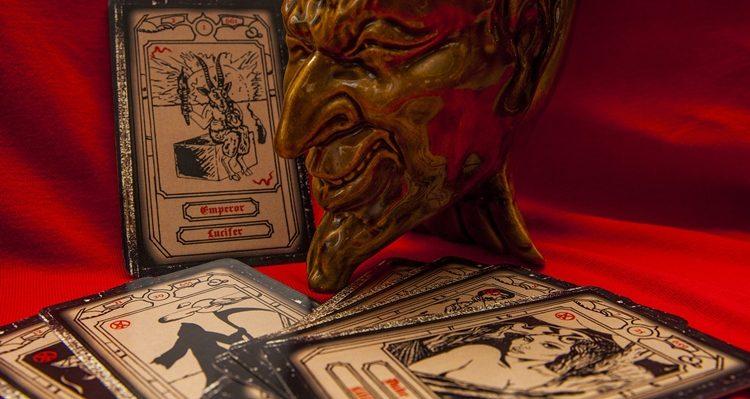 Колода карт Таро своими руками